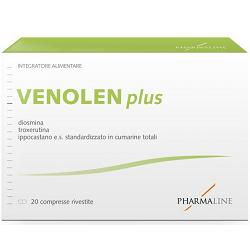 VENOLEN PLUS 20CPR
