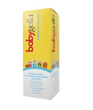babygella shampoo delicato flacone 250 ml
