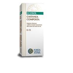 CASTANEA COMP ECOSOL GOCCE50ML