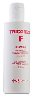 TRICORES F SHAMPOO 200ML