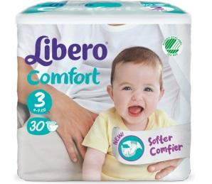 LIBERO COMFORT 3 PANN 5-9 30PZ