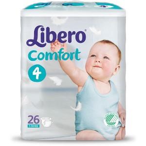LIBERO COMFORT 4 PANN 7-11 26P