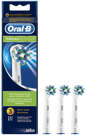 ORALB CROSSACTION REFILL