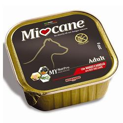 MIOCANE ADULT MANZ/AGNEL 300G