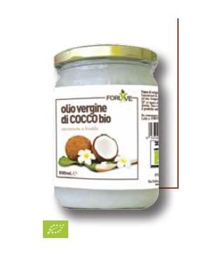 OLIO DI COCCO BIO 500ML