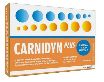 CARNIDYN PLUS 20BUST
