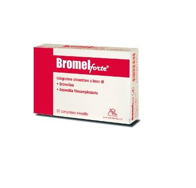 BROMEL FORTE 20CPR