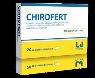 CHIROFERT 20CPR