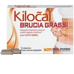 KILOCAL BRUCIA GRASSI 15CPR