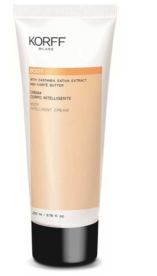 korff body cream corpo intelligente 200 ml