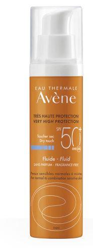 AVENE SOL FLUID 50+S/PROF 50ML