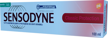 SENSODYNE CLASSIC PROTECTION