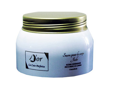 D'OR JADE SCRUB CORPO 250ML