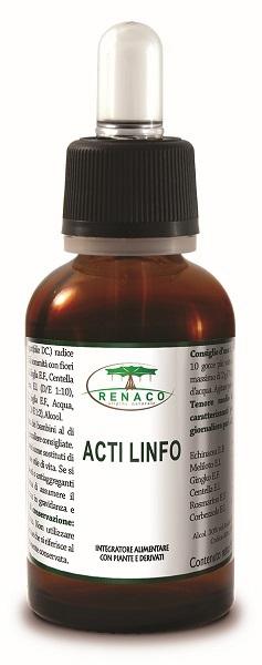 ACTI LINFO GOCCE 50ML