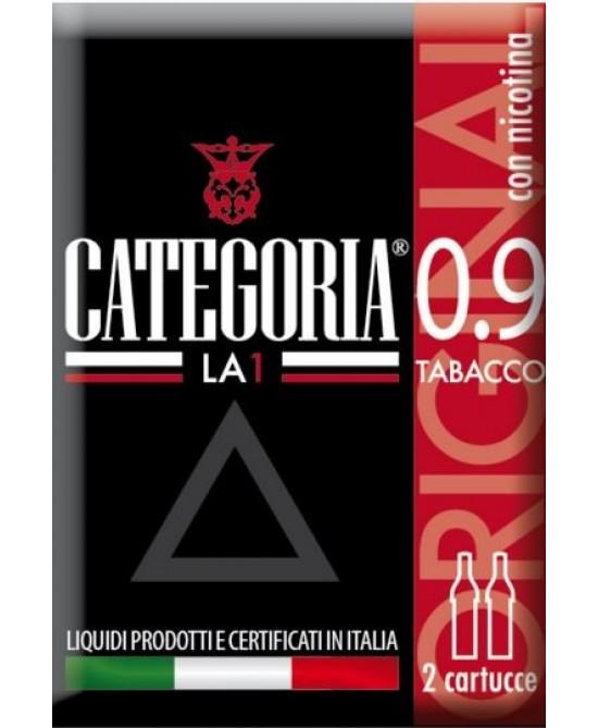 CATEGORIA LA1 3CART OR TAB 9