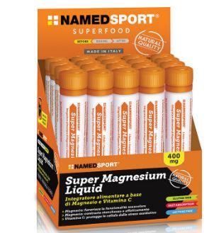 named magnesium liquid + vitamina c 25 ml