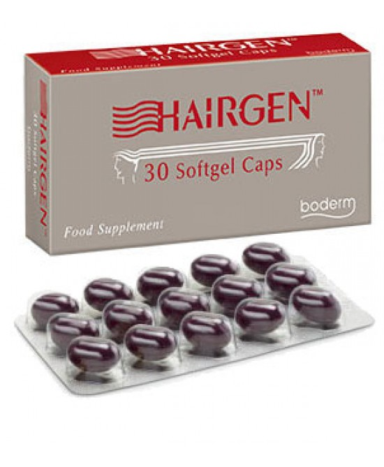 HAIRGEN 30 SOFTGEL CPS