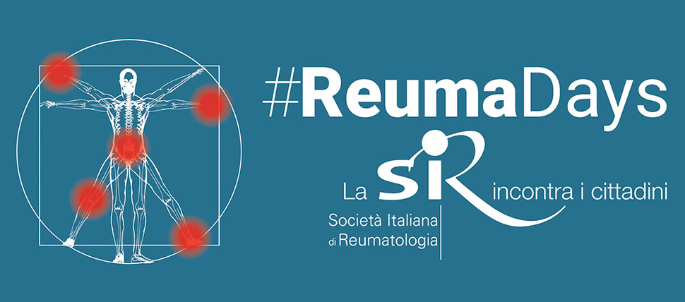 ReumaDays Campagna Nazionale per la lotta alle malattie Reumatiche